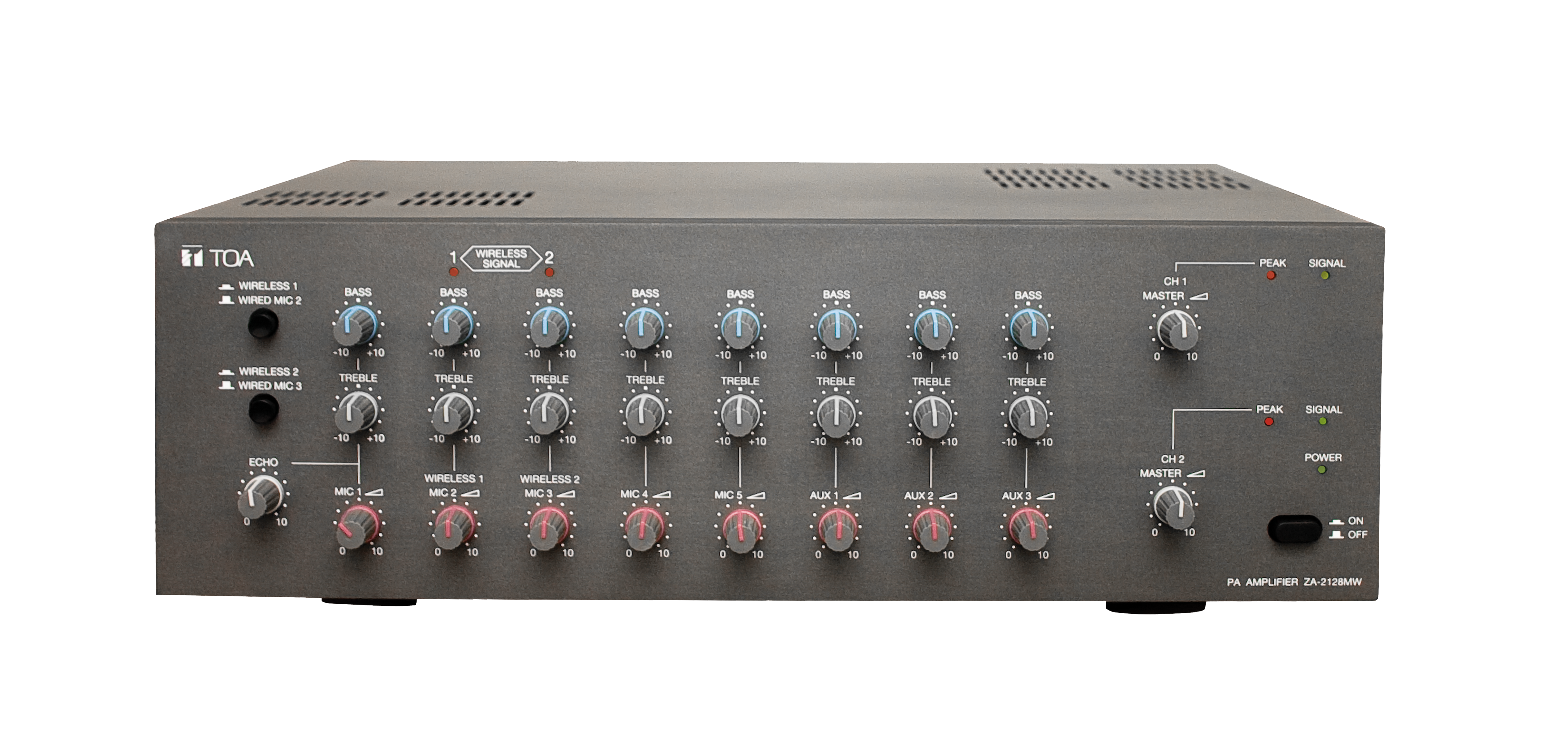 toa mixer amplifier za 2120 daftar update harga terbaru indonesia. Black Bedroom Furniture Sets. Home Design Ideas